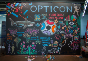 Speaking at Opticon Conference by Optimizely