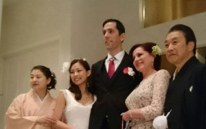 Now Fully Married!